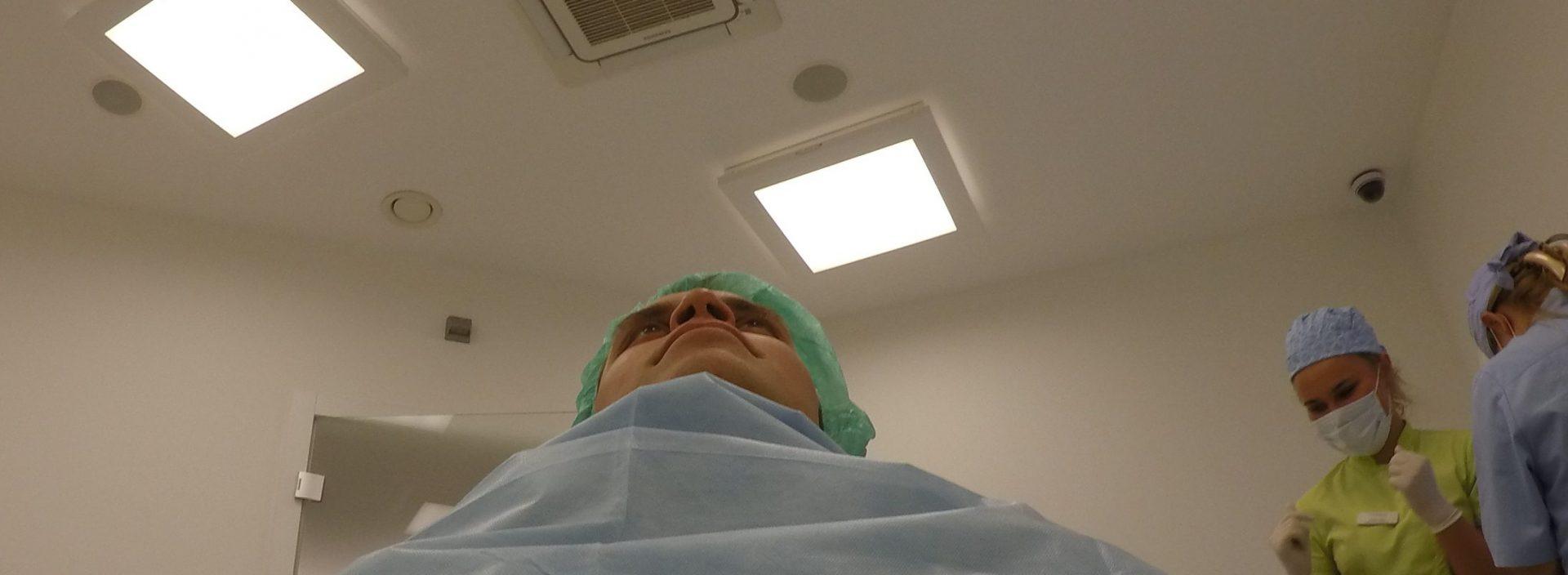 kortykotomia zabieg 1 zadrutowani