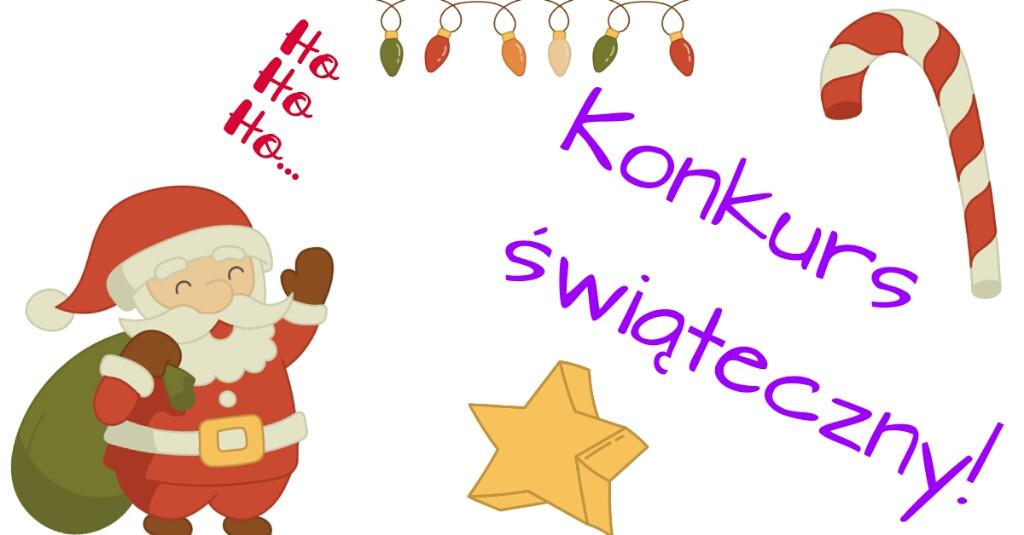 Ogłoszenie wyników konkursu świątecznego