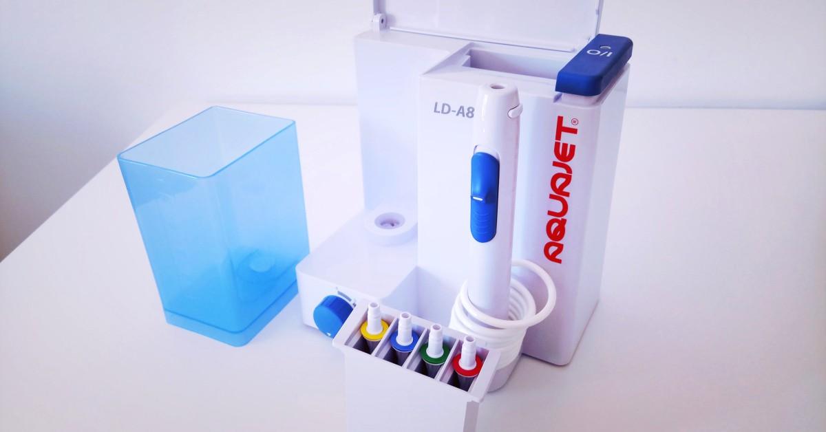 Zestaw Aquajet LD-A8
