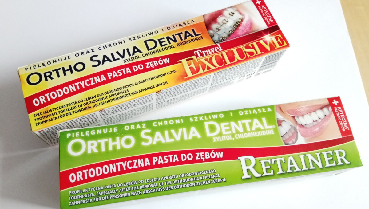 Jakie pasty do zębów z aparatem ortodontycznym? cz. 2